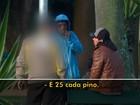 Traficantes são flagrados vendendo drogas em parque de Porto Alegre