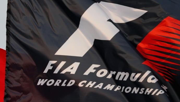 Bandeira da Fórmula 1 (Foto: Getty Images)