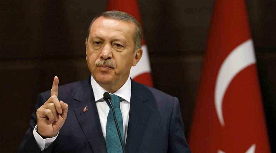 Recep Tayyip Erdogan, presidente da Turquia (Foto: Reprodução)