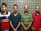 Polícia prende cinco suspeitos e apreende armas em Boca da Mata, AL