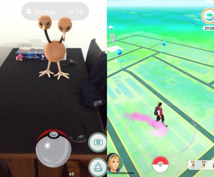 Transmita Pokémon Go para que amigos acompanhem (Foto: Reprodução/Felipe Vinha) (Foto: Transmita Pokémon Go para que amigos acompanhem (Foto: Reprodução/Felipe Vinha))