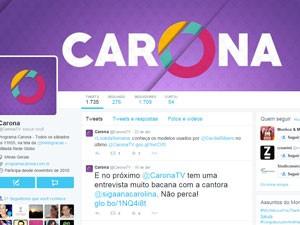 carona (Foto: Divulgação)