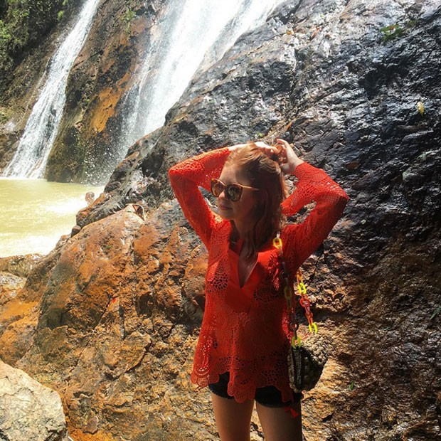 Marina Ruy Barbosa em Koh Samui, na Tailândia (Foto: Instagram/ Reprodução)
