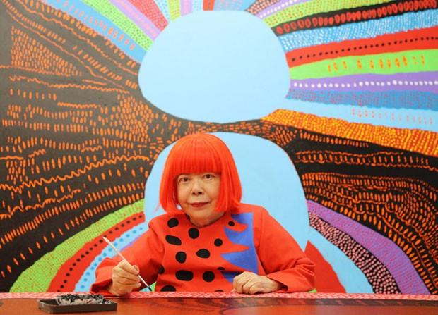 Museu em Tóquio homenageia artista plástica Yayoi Kusama (Foto: Divulgação)