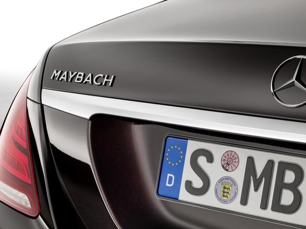 Mercedes-Maybach Classe S (Foto: Divulgação)