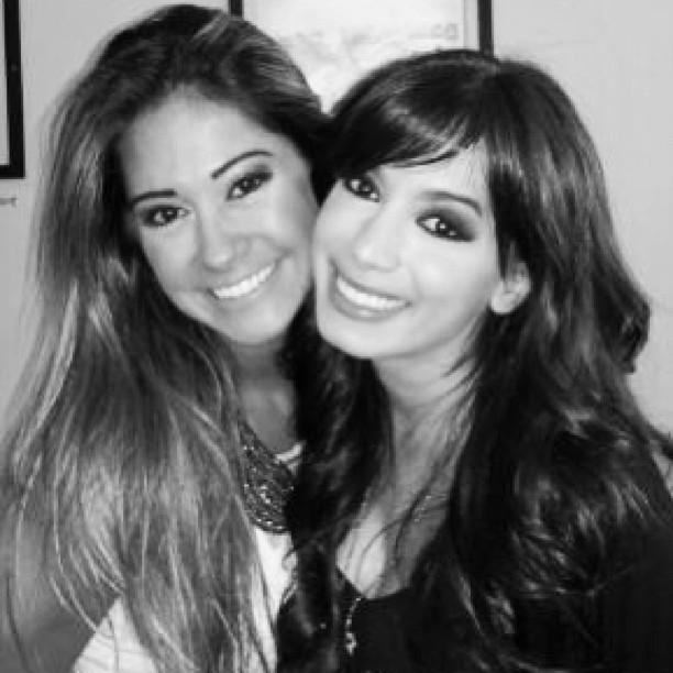 Mayra Cardi e Anitta (Foto: reprodução/Instagram)