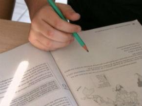 Candidato fazendo prova anterior do Enem (Foto: Divulgação)