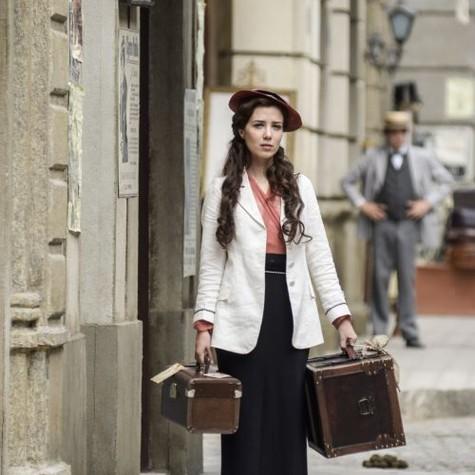 Marjorie Estiano em cena como Laura (Foto: Divulgação/TV Globo)