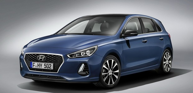 Hyundai i30 (Foto: Divulgação)