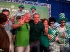 PV oficializa Carlos Augusto Costa como candidato a prefeito do Recife