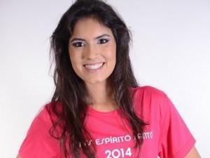 Fernanda Cerqueira, finalista do Miss ES 2014 (Foto: Wanderson Lopes/Divulgação)