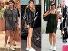 Bruna Marquezine e outras famosas apostam nos tênis brancos