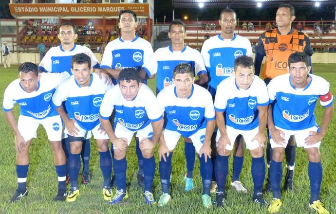 Esporte Clube Macapá 2014 (Foto: Jonhwene Silva/GE-AP)