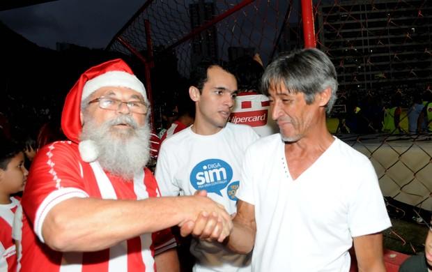 Pai de Paulinho (Foto: Aldo Carneiro/Pernambuco Press)