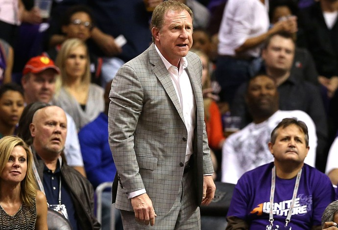Robert Sarver Phoenix Suns NBA (Foto: Christian Petersen / Getty Image)