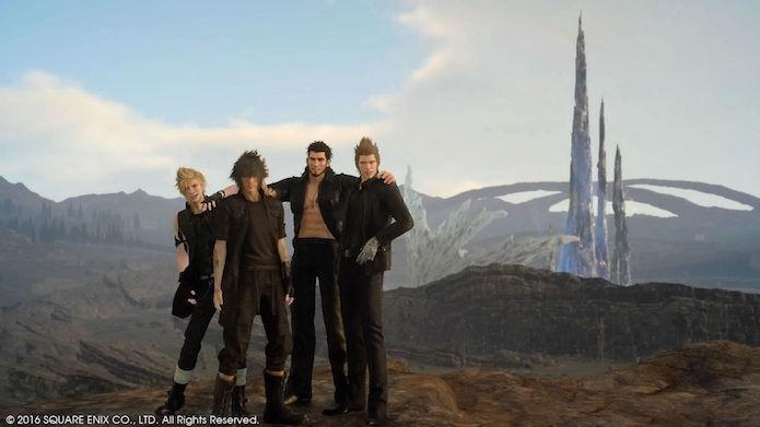 Final Fantasy XV: complete missões secundárias e caçadas para elevar os pontos (Foto: Reprodução/Victor Teixeira)