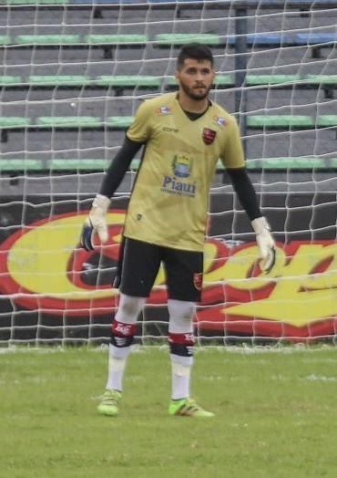 Evandrizio Flamengo-PI (Foto: Reprodução/Facebook)