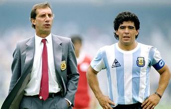 Maldição por promessa não cumprida na Copa de 86 assombra Argentina