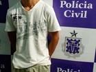 Suspeito de fornecer explosivos para assaltos a bancos é preso na Bahia