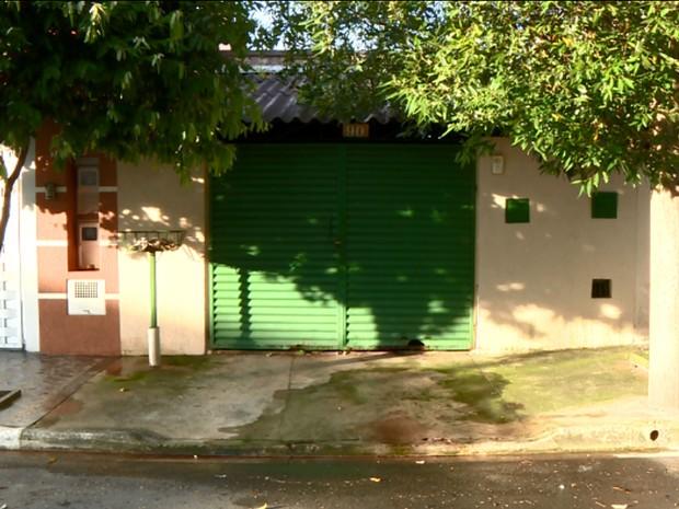 Idoso foi morto perto de casa em Americana (Foto: Reprodução EPTV)