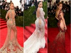 Veridiana, Miss Bumbum e outras comentam looks do baile do MET