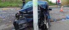 Motorista morre ao tentar desviar (Divulgação/PRF)