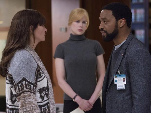 Julia Roberts, Nicole Kidman e Chiwetel Ejiofor estrelam versão americana de 'O segredo de seus olhos' (Foto: Divulgação)