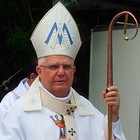 Papa convoca Dom Luiz para missa de santo (Amanda Monteiro/ G1 ES)