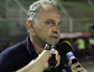Toninho Cecílio, técnico do Paraná (Foto: Divulgação/ Paraná Clube)