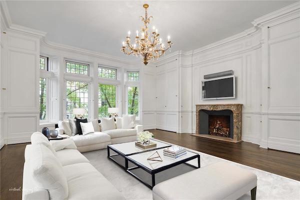 A casa de 168 milhões comprada pelo marido da atriz Nicole Kidman, o cantor Keith Urban (Foto: Divulgação)