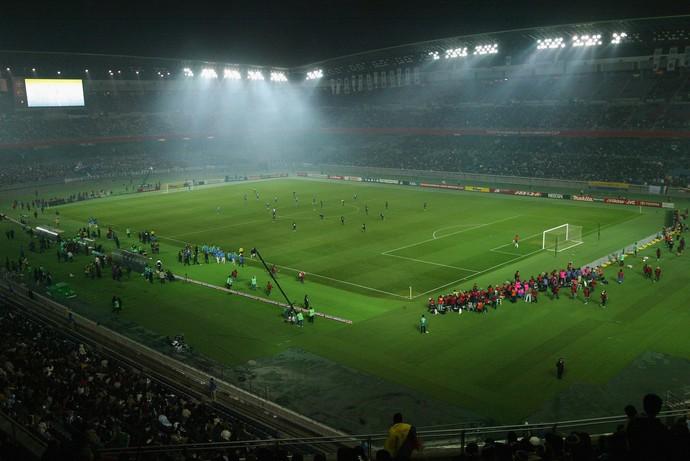 Estádio Internacional de Yokohama Mundial de Clubes (Foto: Getty Images)