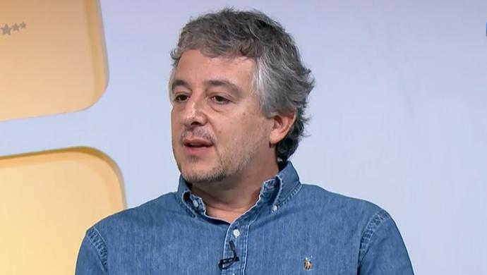 Paulo Nobre, presidente do Palmeiras (Foto: Reprodução/SporTV)
