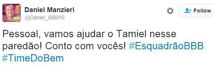 post daniel paredão ana paula x munik x tamiel (Foto: web)