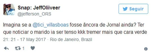 Fãs discutem na web continuação de programa de Ticiana Villas Boas  (Foto: Reprodução)