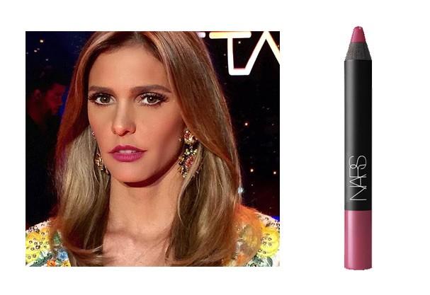 """Batom rosa """"Never Say Never"""" Nars, R$ 114, sephora.com.br  (Foto: Divulgação)"""