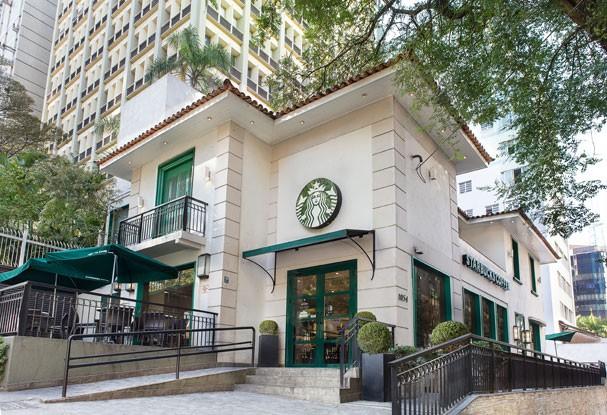 Starbucks (Foto: Divulgação)