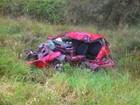 Colisão entre carro e caminhão mata homem no Noroeste do RS