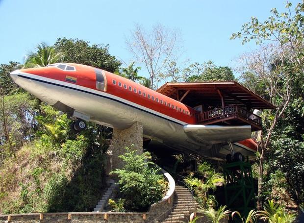casa-aviao (Foto: Divulgação)