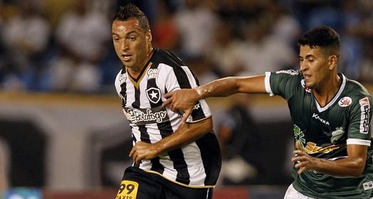 sem gols (Vitor Silva/SSPress)