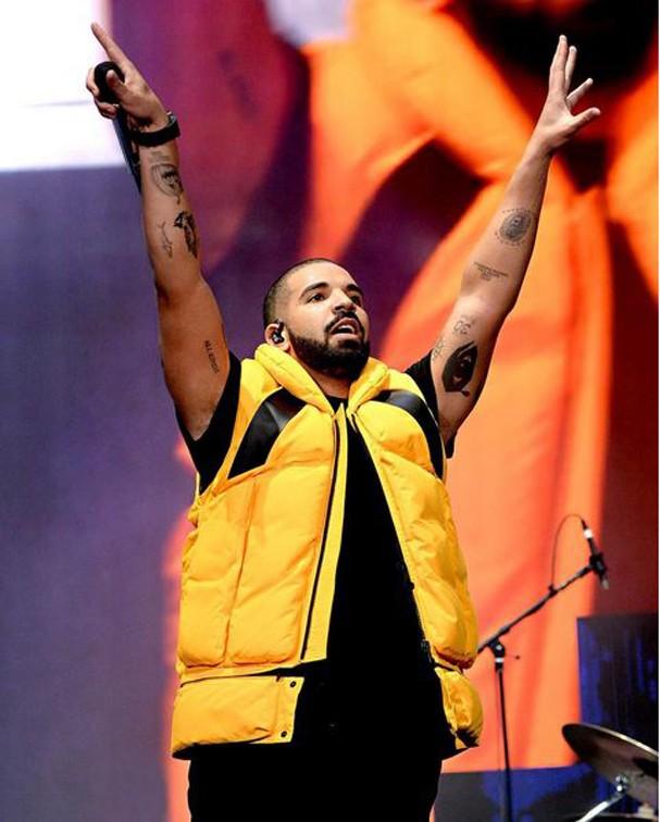 Drake (Foto: Reprodução/Instagram)