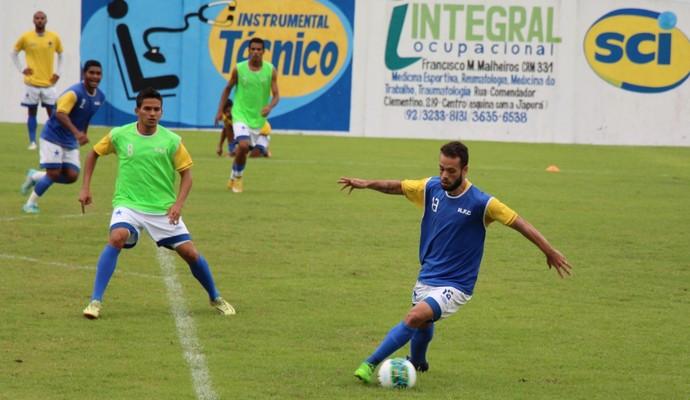 Álvaro - Nacional (Foto: Divulgação/Nacional FC)
