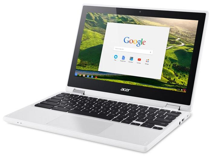 O Acer Chromebook R11 parecia uma boa pedida, mas na prática, ficou abaixo das expectativas (Foto: Divulgação/Acer)