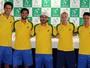 Brasil aguarda vencedor de Equador x Peru para estrear na Davis em 2017