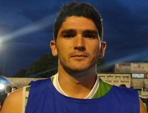 André Pereira, goleiro do CSE (Foto: Leonardo Freire/GloboEsporte.com)