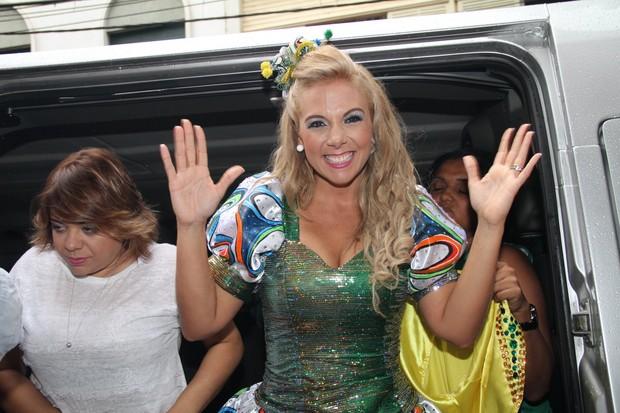 Carla Peres (Foto:  JC Pereira/AgNews)