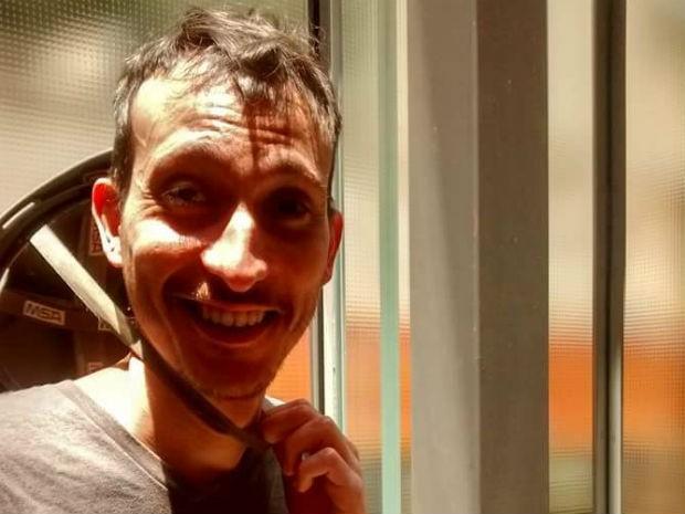 O arquiteto de Rio Claro (SP) Gabriel Sepe foi baleado com três tiros nas costas (Foto: Reprodução/ Facebook)