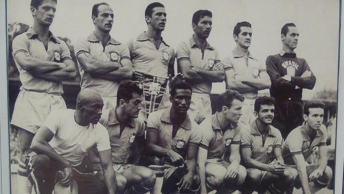 Resultado de imagem para dida seleção brasileira flamengo
