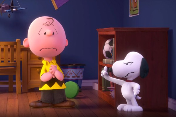 'Snoopy e Charlie Brown: Peanuts, O Filme' (Foto: Reprodução)