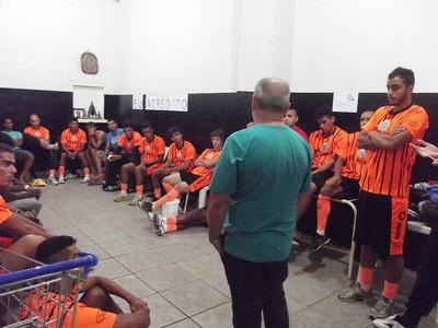 União Barbarense Leão da Treze Dario Furlan (Foto: Marcos Maracanã / Diário SBO)
