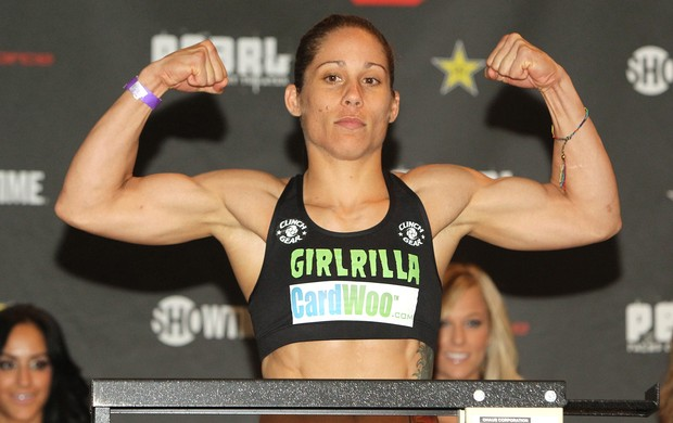 Liz Carmouche MMA (Foto: Getty Images)